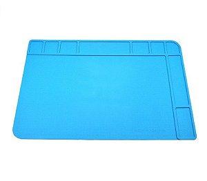 Tapete Manta Anti-estática Silicone Para Bancada - 480x340mm