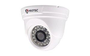 Câmera Dome AHD 720p 3 em 1 2.8mm 1/3 - JL Protec JL-AHD2005
