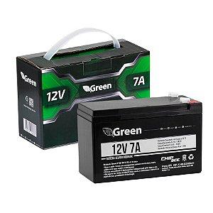 Bateria Selada 12V 7A - Green 013-1006