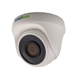 Câmera Dome HD 5Mp 4 em 1, 20m 2.8mm  - Smartbras SB-5040D