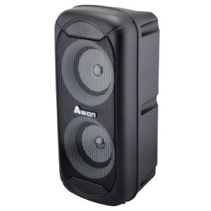 Caixa de Som Bluetooth Mp3 Fm Sd Usb Portatil 10w Rms C/ Led - Avision A1-310