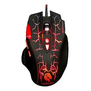 Mouse Gamer Led Rgb 8 Botões 3200dpi - Hayom MU2907
