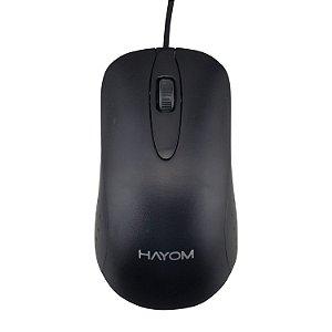 Mouse Usb Linha Office 1000dpi - Hayom MU2917