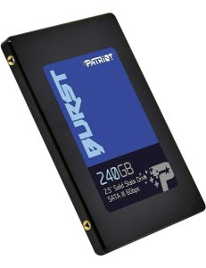 Hd Ssd 240gb Patriot Burst SATA III 6.0GB/S