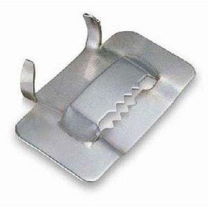 Fecho 3/4 Dentado Para Fita de aço