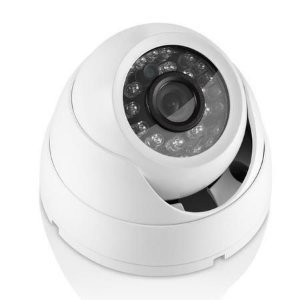 Camera Dome Metal Infra 800 Linhas 24 Leds 1/3 3.6mm FS-MD10