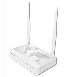 Roteador Wireless 300mbps 200mw 2 Antenas 5dbi Smart Lan Pro