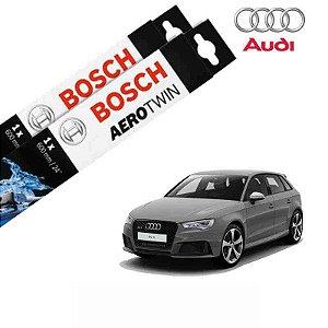 Kit Palheta Limpador RS3 2011-2016 - Bosch
