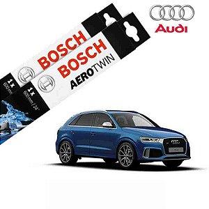 Kit Palheta Limpador RSQ3 quattro 2013-2016 - Bosch
