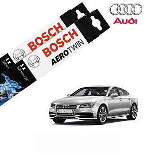 Kit Palheta Limpador S7 Sportback 2012-2016 - Bosch