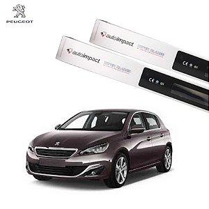 Kit Palheta Limpador Peugeot 308 2012-2016 - Auto Impact