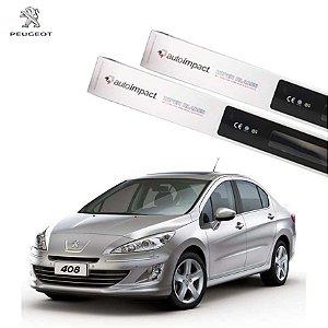 Kit Palheta Limpador Peugeot 408 2011-2016 - Auto Impact