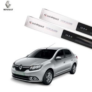 Kit Palheta Limpador Renault Symbol 2011-2016 - Auto Impact