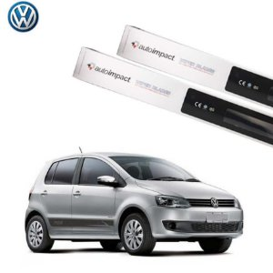 Kit Palheta Limpador Vw Fox Space 2013-2016 - Auto Impact