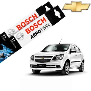 Kit Palheta Limpador Agile 2012-2016 - Bosch