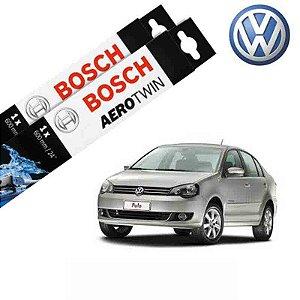 Kit Palheta Limpador Polo Bluemotion 2009-2014 - Bosch