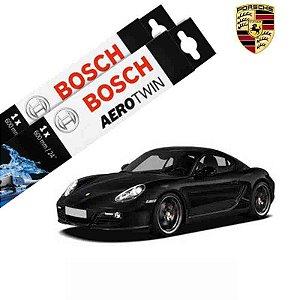 Kit Palheta Limpador Cayman 2013-2016 - Bosch
