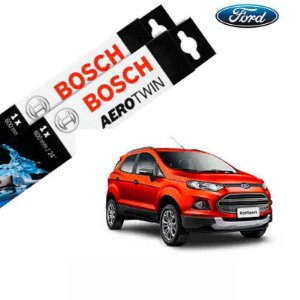 Kit Palheta Limpador Ecosport 2013-2016 - Bosch