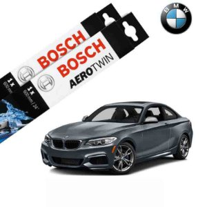 Kit Palheta Limpador M235 i Coupe 2014-2016 - Bosch