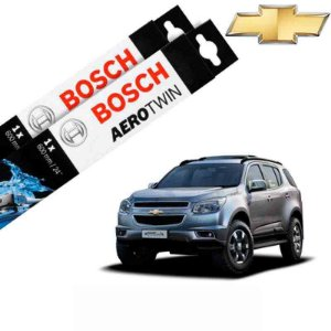 Kit Palheta Limpador TrailBlazer 2012-2016 - Bosch