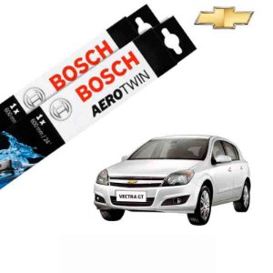 Kit Palheta Limpador Vectra Hatch 2007-2011 - Bosch