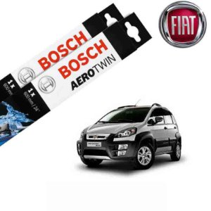 Kit Palheta Limpador Idea Adventure 2011-2016 - Bosch