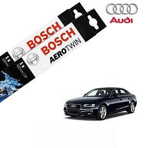 Kit Palheta Limpador A4 2008-2016 - Bosch