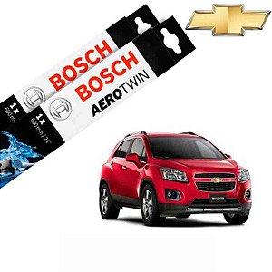 Kit Palheta Limpador Tracker 2014-2016 - Bosch