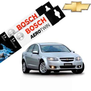 Kit Palheta Limpador Omega 2007-2012 - Bosch