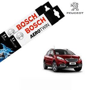 Kit Palheta Limpador 2008 2015-2016 - Bosch