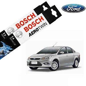 Kit Palheta Limpador Focus Sedan 2010-2013 - Bosch