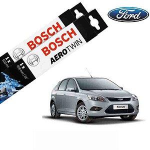 Kit Palheta Limpador Focus 2008-2009 - Bosch