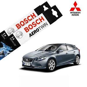 Kit Palheta Limpador V40 2012-2016 - Bosch