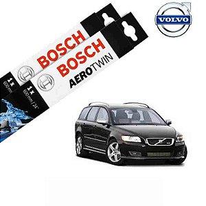 Kit Palheta Limpador V50 2004-2011 - Bosch