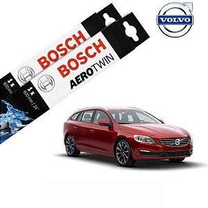Kit Palheta Limpador V60 2010-2016 - Bosch