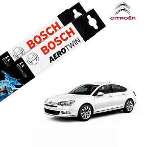Kit Palheta Limpador C5 2008-2016 - Bosch