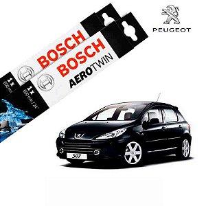 Kit Palheta Limpador 307 2006-2012 - Bosch