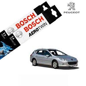 Kit Palheta Limpador 407 SW 2004-2009 - Bosch