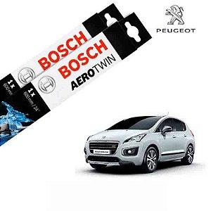 Kit Palheta Limpador 3008 2010-2016 - Bosch