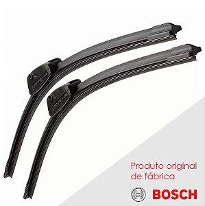 Palheta Limpador Parabrisa Plutus 2011 a 2016 Original Bosch