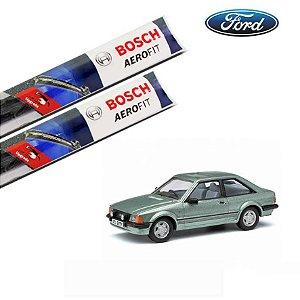 Palheta Limpador Parabrisa Escort 1983 a 1992 Original Bosch