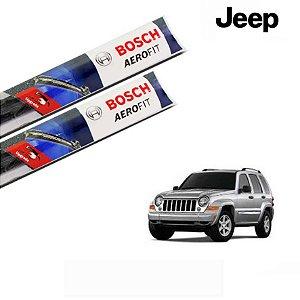 Palheta Limpador Parabrisa Cherokee Sport 2007-2016 Bosch