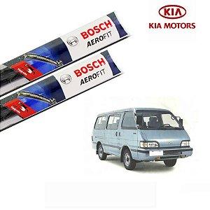 Palheta Limpador Parabrisa Besta 1999 a 2003 Original Bosch