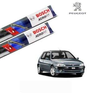 Palheta Limpador Parabrisa 106 1992 a 2001 Original Bosch