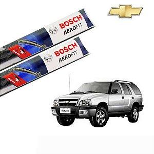 Palheta Limpador Parabrisa Blazer 1996 a 2011 Original Bosch