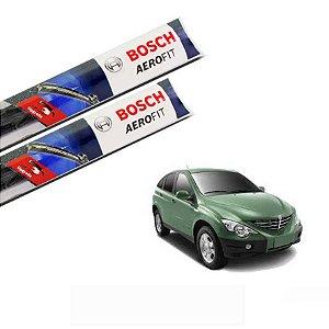 Palheta Limpador Parabrisa Actyon 2006 a 2016 Original Bosch