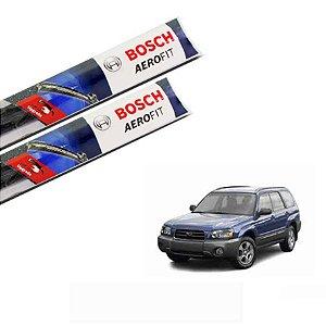 Palheta Limpador Parabrisa Forester 1997-2011 Original Bosch