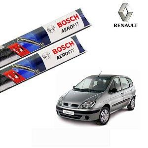 Palheta Limpador Parabrisa Scenic 1999 a 2010 Original Bosch