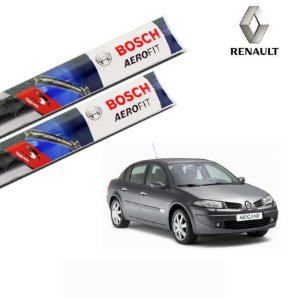 Palheta Limpador Parabrisa Megane Sedan 2006-2011 Bosch