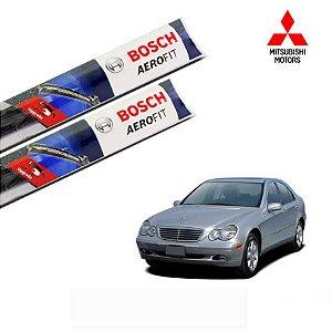 Palheta Limpador Parabrisa C240 2000 a 2007 Original Bosch